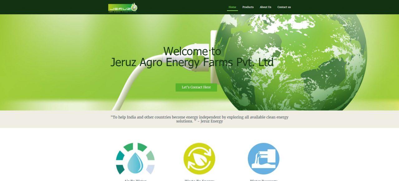 portfolio Portfolio jeruz agro energy