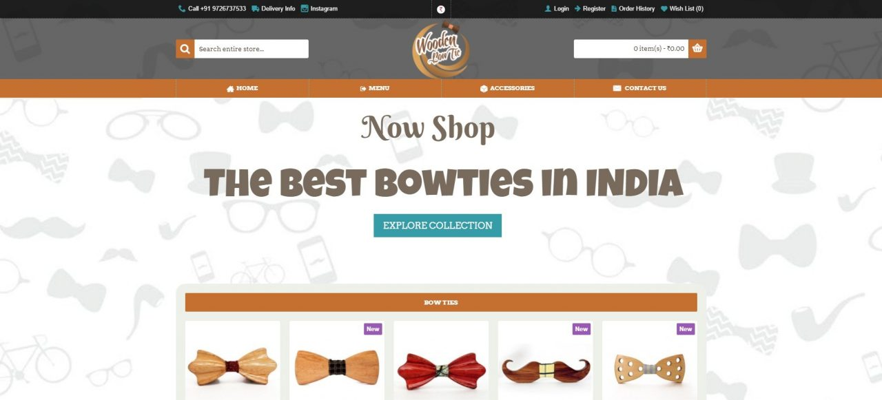 portfolio Portfolio wooden bow ties