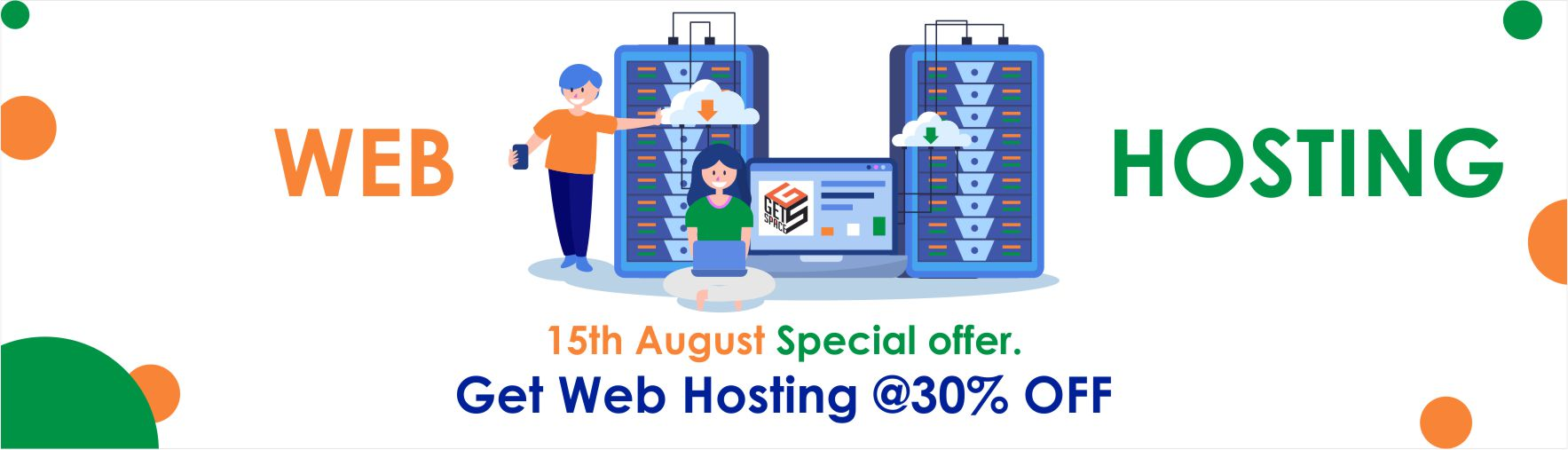 independence web hosting offer